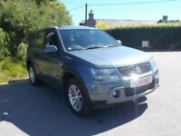2008 58 SUZUKI GRAND VITARA 2.0 4X4 XE-C 4X4 5 DOOR CALL 07791629657