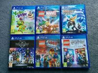PS4 games bundle for kids