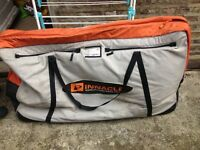 Bike carrier bag