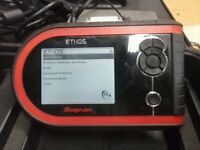 snap on ETHOS scan tool diagnostic code reader with keys