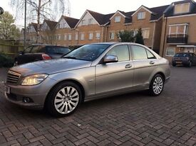 2007 mercedes benz c220 cdi ELEGANCE automatic diesel , fully loaded ,part exchange welcome