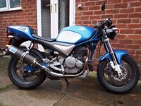 Suzuki Goose SG350 - Long MOT - Rare Fun Lightweight Cafe Racer