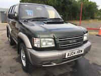 Isuzu Trooper Commercial SWB 3 litre