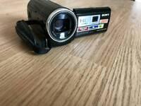 Sony projector camcorder