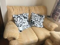 2 seater DFS sofa