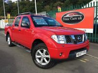 2007 07 Nissan Navara 2.5 dCi Aventura Turbo Diesel 4x4 6 Speed Manual Jeep