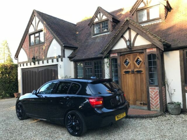 BMW F20 M135i ZF 8SPD FBMWSH+PRO SATNAV+ALCANTARA WHEEL+SHADOW ED  ALLOYS+RACE EXHAUST+350BHP PART EX | in Great Missenden, Buckinghamshire |  Gumtree