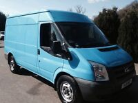 Ford transit 115t330 mwb 2011 ex British Gas 101,000 miles 1 owner