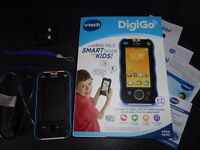 Vtech Digigo Blue-Brand new with packaging-contains all original accessories and instructions-£50