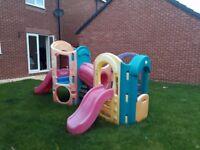 Little Tikes 8-in-1 Playground