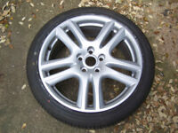 18 inch Jaguar X-Type Aruba wheel