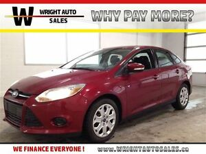 2013 Ford Focus SE| SYNC| CRUISE CONTROL| HEATED SEATS| 38,409KM