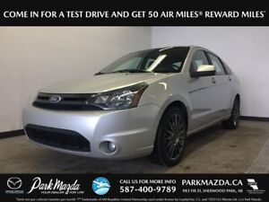 2010 Ford Focus SES FWD - Bluetooth, Heated Seats, AUX Input