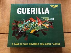 Guerilla board game