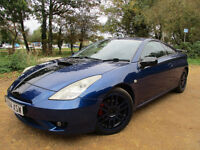 2004 TOYOTA CELICA 190 T SPORT *LEATHER & STYLE PACK** 1.8 VVTI L Honda civic mr2 ford focus