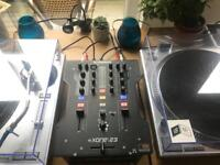 Xone 23 Pro Mixer Allen & Heath 200£ brand new