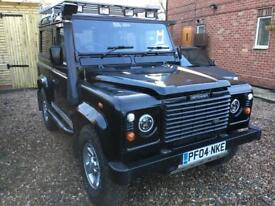 2004 Land Rover Defender 90 TD5 County Station Wagon