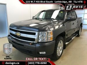 Used 2010 Chevrolet Silverado 1500 LTZ-Leather, Sunroof, Rear Ca