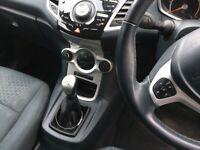 Ford, FIESTA, Hatchback, 2012, Manual, 1560 (cc), 5 doors