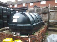 Used Titan oil tank