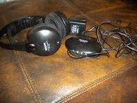 phillips infrayed headphones