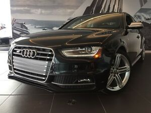 2014 Audi S4 TECHINK CUIR NAV CAMERA B&O