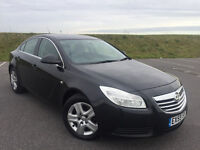 2009 VAUXHALL INSIGNIA CDTI EXCLUSIVE FULL VAUXHALL SERVICE HISTORY NEW MOT GREAT CAR!