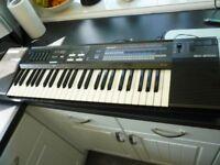 Casio SK 2100- rare vintage sampling keyboard / synthesizer