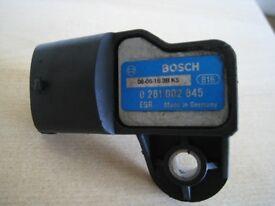 bosch map sensor 0281002845 vauxhall + other makes + models