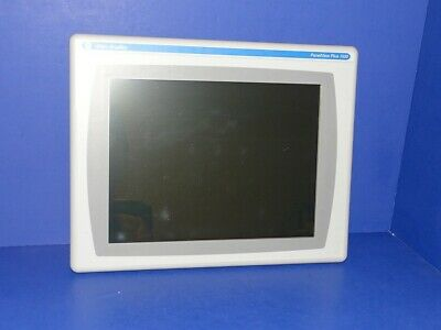 Allen Bradley Panelview Plus 1500 2711p-rdt15c B Display Only Marks Shown