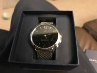 Brand new sealed in box genuine with tags Tommy Hilfiger watch bargain £135