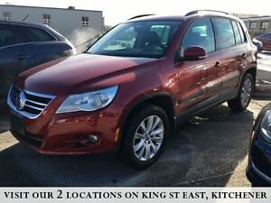 2011 Volkswagen Tiguan 2.0 | 4 MOTION | PANORAMIC SUNROOF
