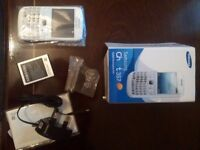 Samsung Chat 357 - White (Unlocked) Smartphone Mobile S3570 ,BRAND NEW