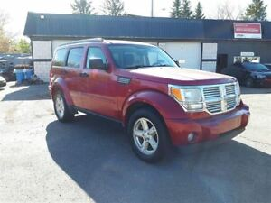 2007 Dodge Nitro STX 3.7L V6 4WD!! Sunroof & Power Windows/Locks