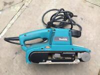 Makita 9404 Heavy duty belt sander