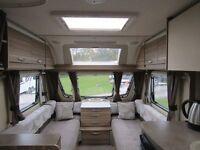 Sterling Eccles Sport 585 6 berth caravan 2013