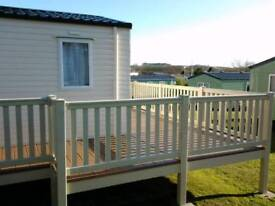 SUNDRUM CASTLE, AYRSHIRE, CARAVAN TO RENT. PET FRIENDLY