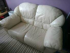 Twin seater sofa