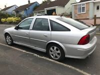 Silver Vauxhall Electra, 2L, Automatic, 5 door