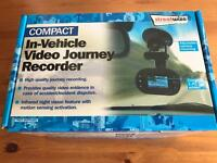 Car journey recorder - in vehicle