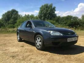 Ford Mondeo 1.8 Petrol Manual, Long Mot, Swaps For A Seven Seater/Something Nice, Petrol/Diesel