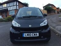 Smart Fortwo Pulse MHD 40700 MILES exellent conditions. AC, Hill Start Assist, Alloy Wheels etc....