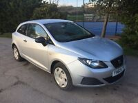 2010 Seat Ibiza S 1.2 with full service history only 35000 miles