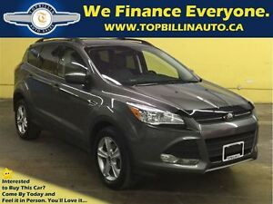2013 Ford Escape SE with LEATHER, CLEAN CARPROOF