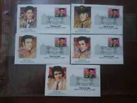 Elvis stamp covers