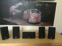 LG surround speakers only