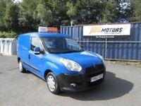 Fiat Doblo Cargo, 2012,One Owner, Full History, MAY 2019 MOT, Finance & Warranty Available
