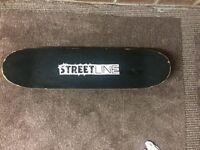 OFFERS! STREETLINE SKATEBOARD! BARGAIN!