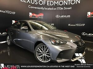 2017 Lexus IS 300 4dr Sdn AWD