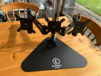 Element Triple Monitor Stand